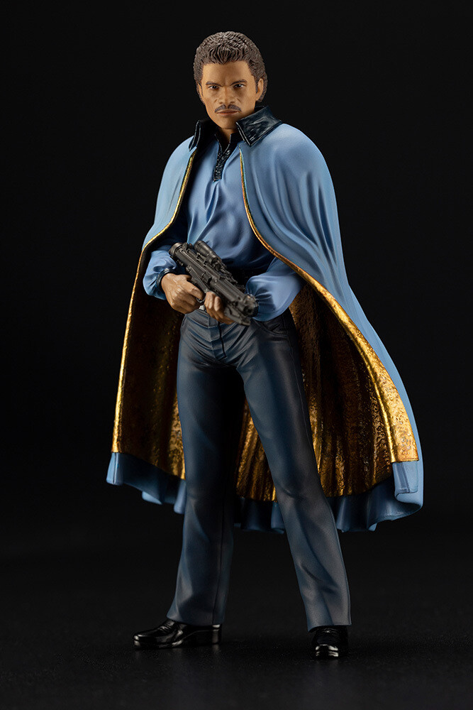 PRE-ORDER ARTFX+ LANDO CALRISSIAN THE EMPIRE STRIKES BACK Ver.