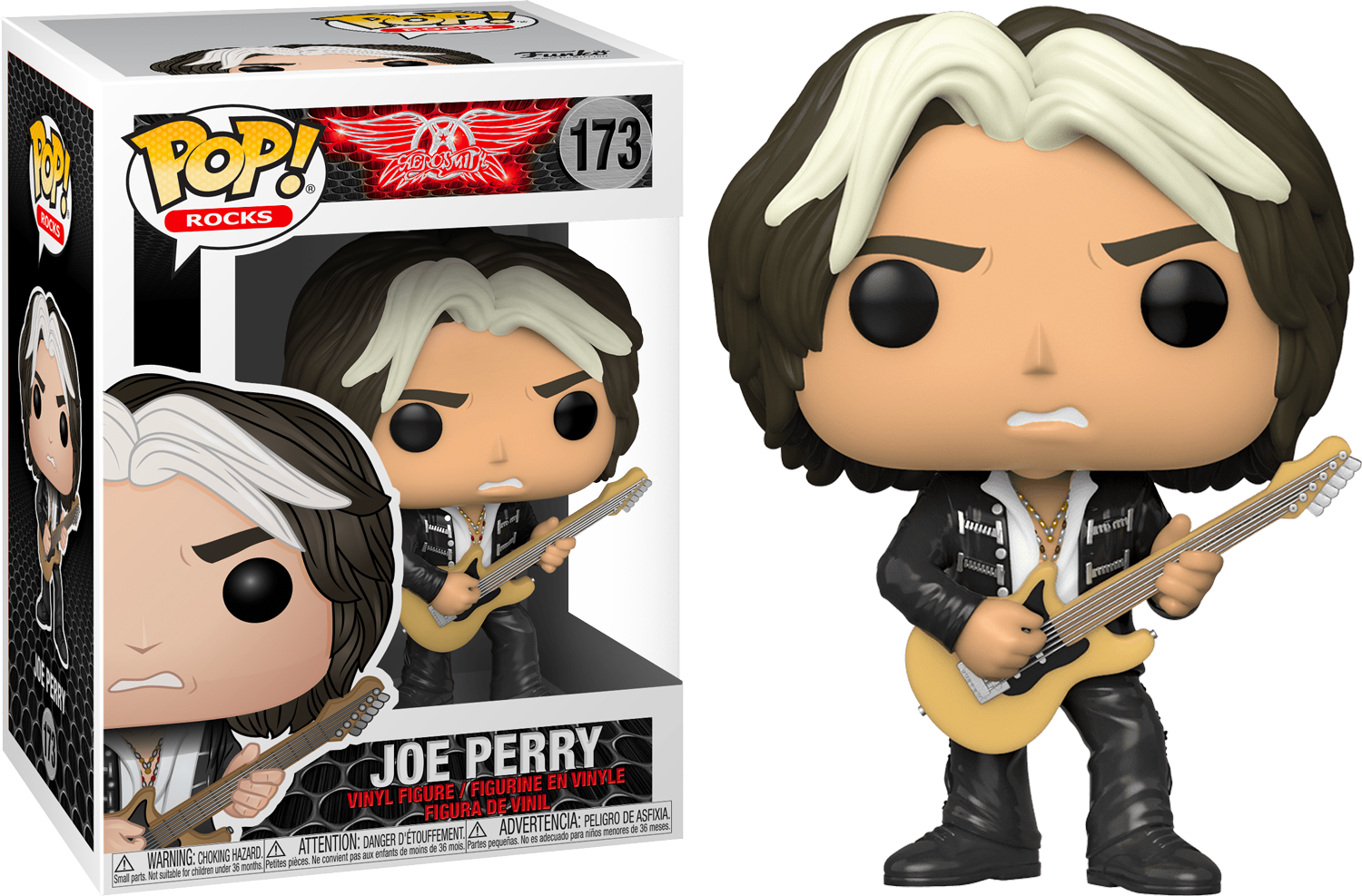 POP Rocks: Aerosmith - Joe Perry
