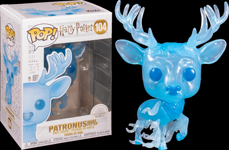 Harry Potter - Patronus Harry Pop! Vinyl Figure