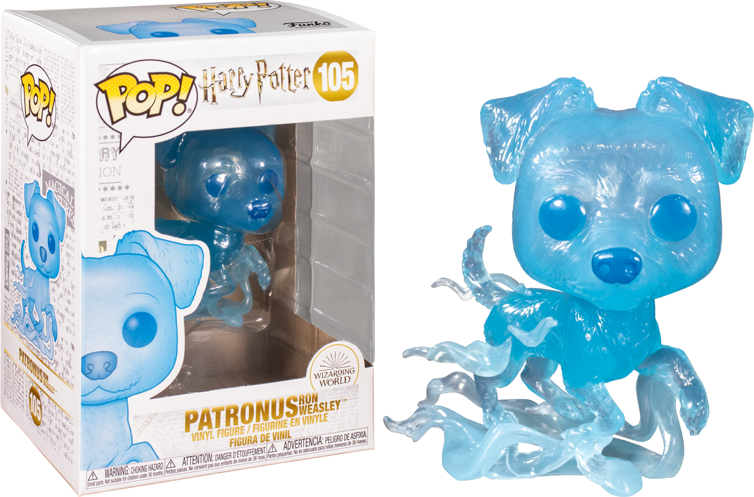 Harry Potter - Patronus Ron Pop! Vinyl Figure