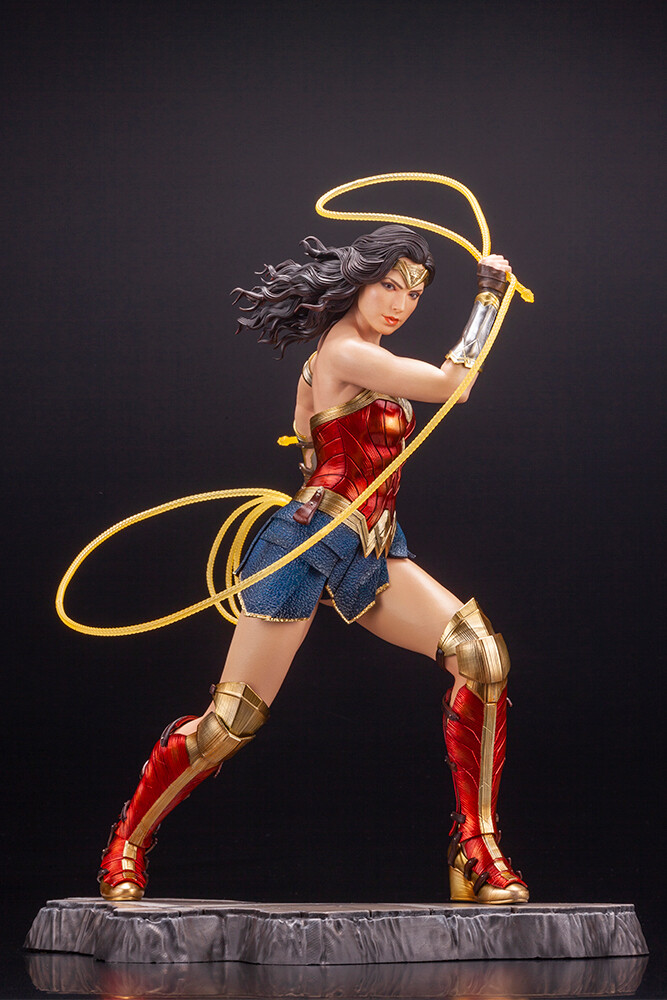 PRE-ORDER WONDER WOMAN 1984 MOVIE WONDER WOMAN ARTFX STATUE