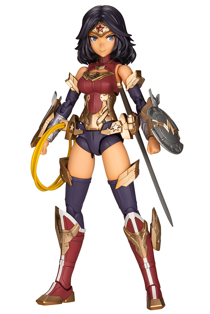 PRE-ORDER Wonder Woman Humikane Shimada Ver. Plastic Model Kit