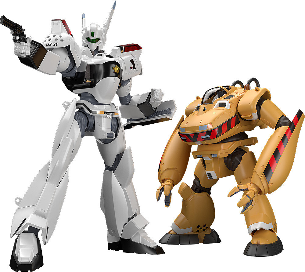 PRE-ORDER MODEROID AV-98 Ingram & Bulldog Set Plastic Model Kit