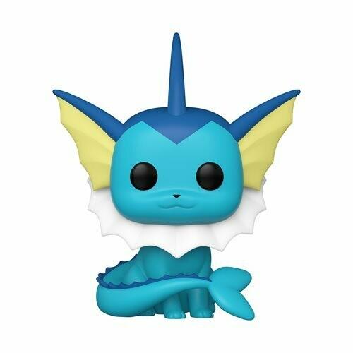 PRE-ORDER Pokemon Vaporeon Pop! Vinyl Figure