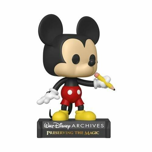 Funko Disney Archives Classic Mickey Pop! Vinyl Figure
