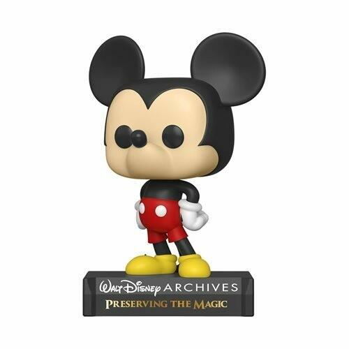 Disney Archives Mickey Mouse Pop! Vinyl Figure