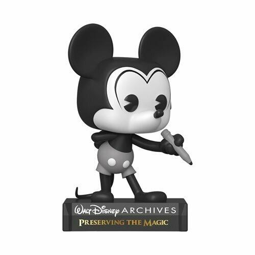 PRE-ORDER Disney Archives Plane Crazy Mickey Pop! Vinyl Figure