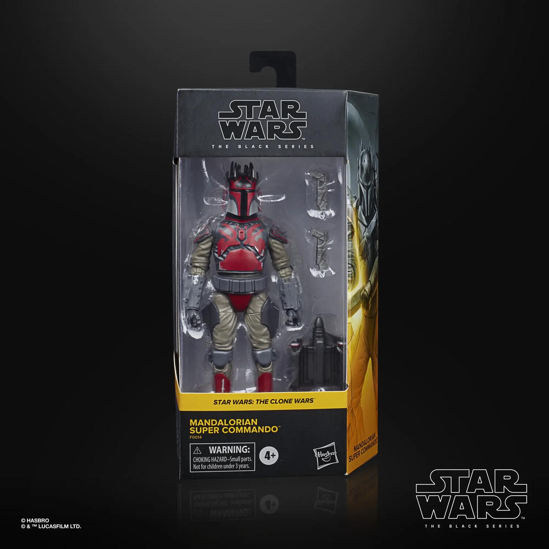 Hasbro SW Mandalorian Trooper Maul ver.