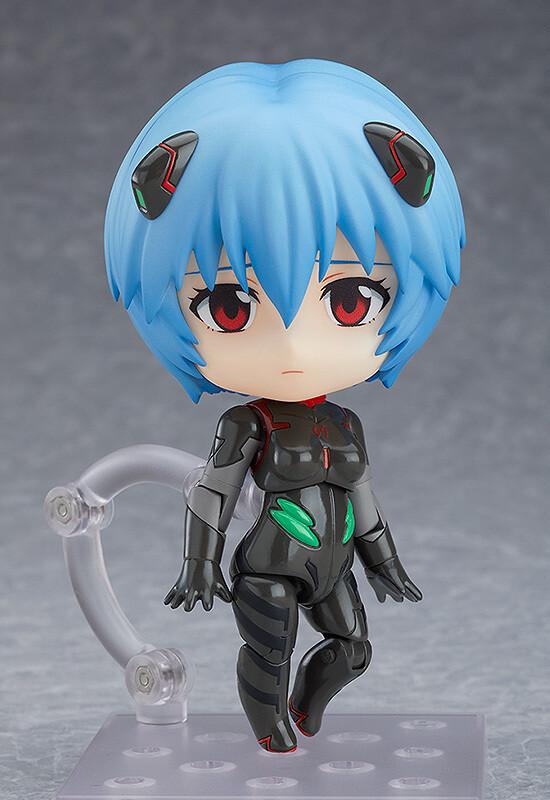 PRE-ORDER Nendoroid Rei Ayanami: Plugsuit Ver.