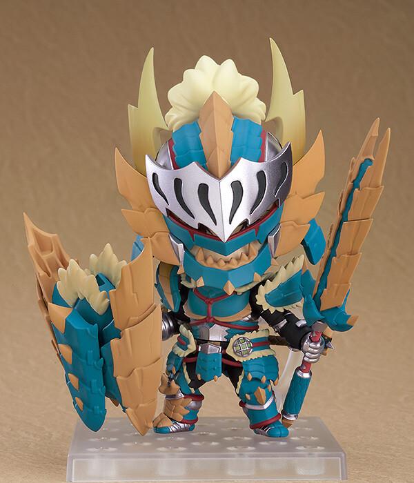 PRE-ORDER Nendoroid Hunter: Male Zinogre Alpha Armor Ver.