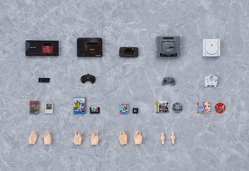 PRE-ORDER figmaPLUS SEGA Consoles