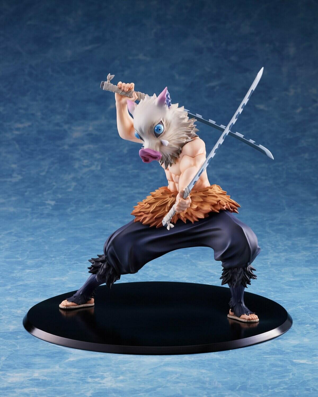 PRE-ORDER Demon Slayer: Kimetsu no Yaiba Inosuke Hashibira 1/8 Scale Figure