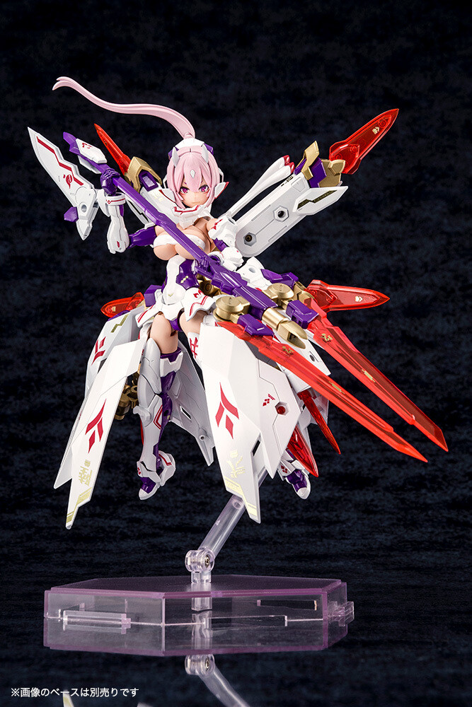 Megami Device Asra Nine Tails Plastic Model Kit