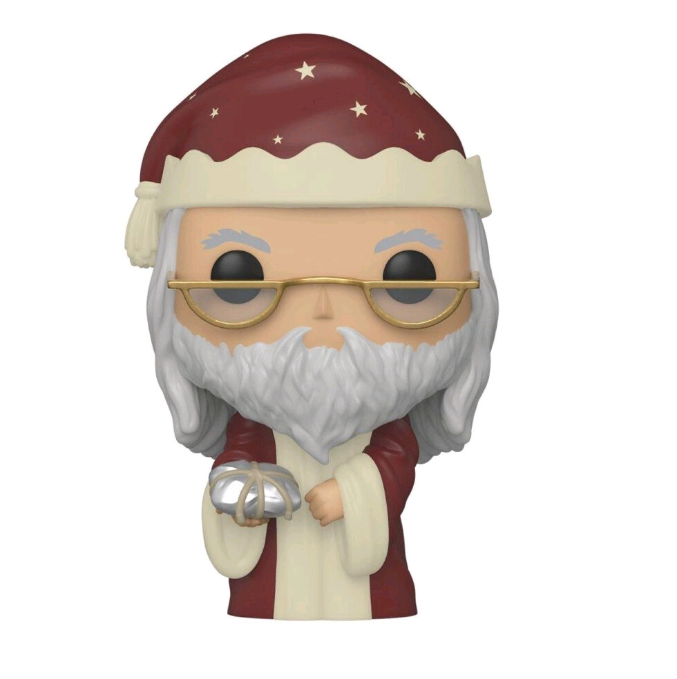 Harry Potter - Dumbledore Holiday Pop! Vinyl Figure