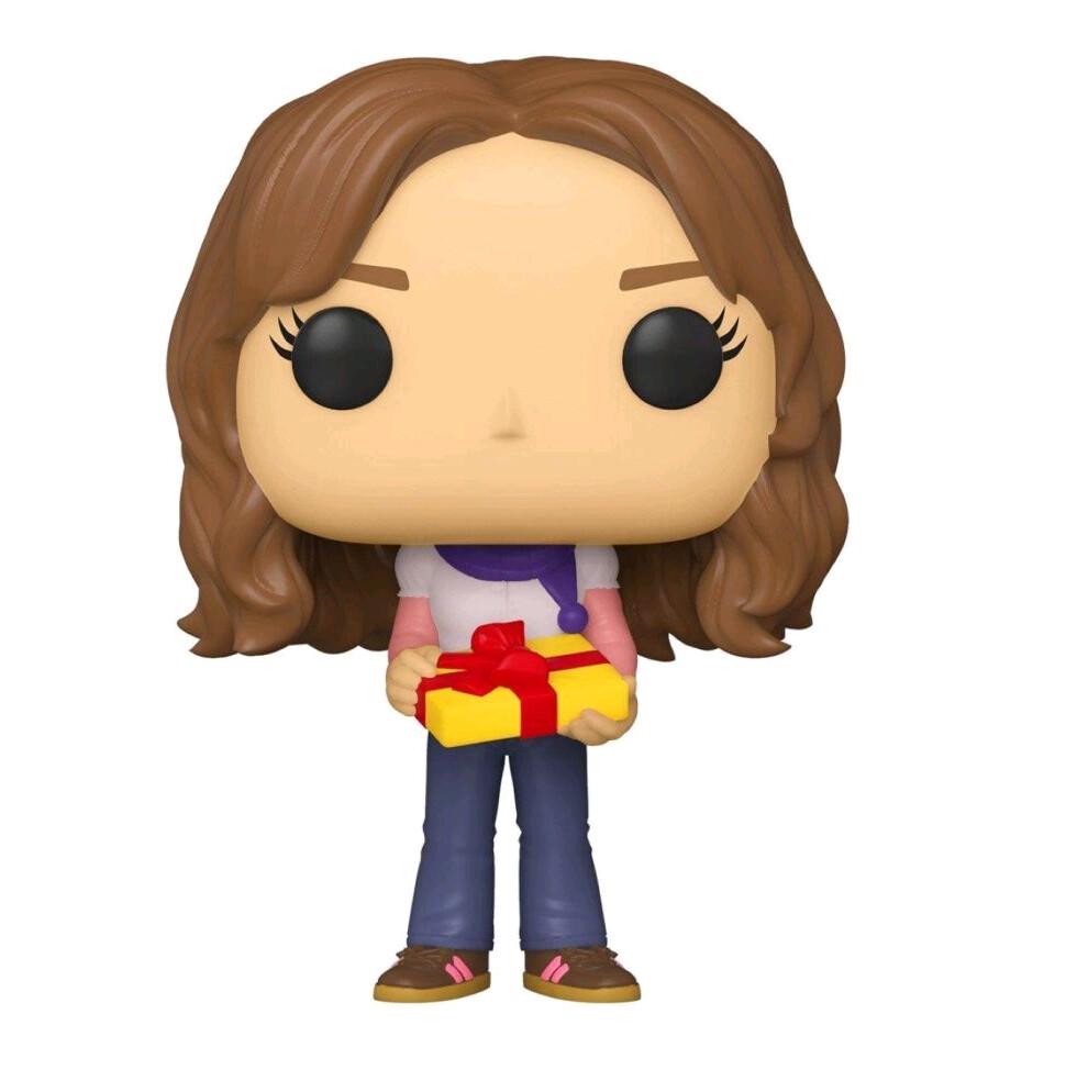 PRE-ORDER Harry Potter - Hermione Holiday Pop! Vinyl Figure