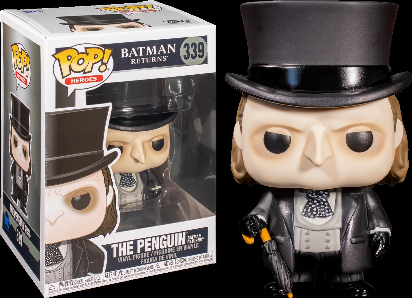 Funko Batman Returns Penguin Pop! Vinyl Figure