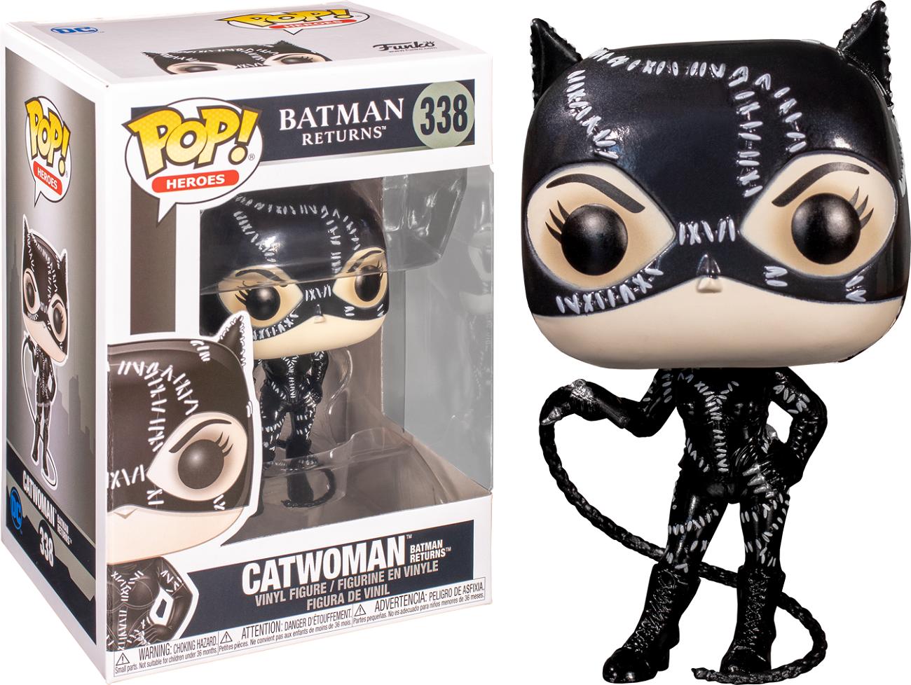 Funko Batman Returns Catwoman Pop! Vinyl Figure