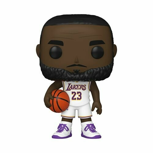 Funko NBA LA Lakers LeBron James (Alternate) Pop! Vinyl Figure