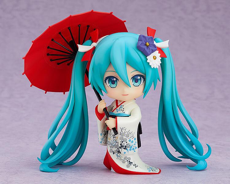 PRE-ORDER Nendoroid Hatsune Miku Korin Kimono Ver.