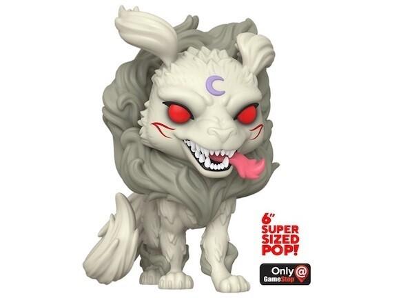 "Funko Inuyasha - Sesshomaru as Demon Dog 6"" Super Sized Gamestop Exclusive Pop! Vinyl Figure"