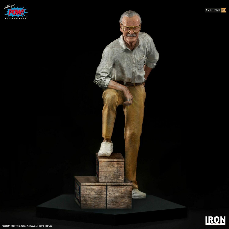 Iron Studios Stan Lee Art Scale 1/10