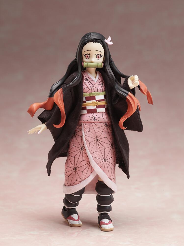 Good Smile Demon Slayer: Kimetsu no Yaiba BUZZ mod. Nezuko Kamado 1/12 scale action figure