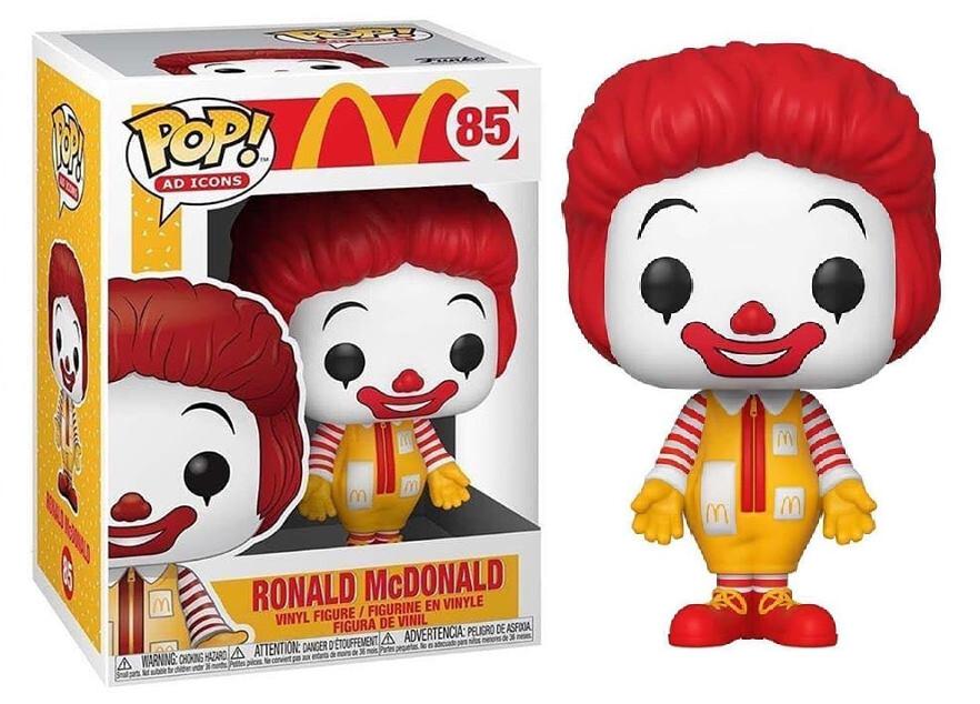 McDonald's Ronald McDonald Pop! Vinyl Figure