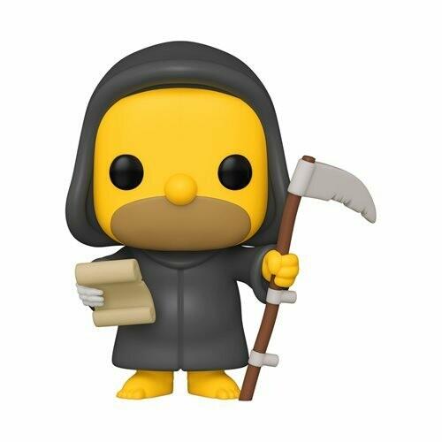 PRE-ORDER The Simpsons Reaper Homer Pop! Vinyl Figure