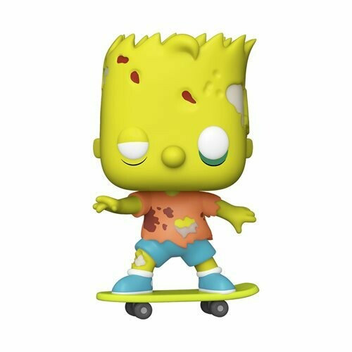 PRE-ORDER The Simpsons Zombie Bart Pop! Vinyl Figure