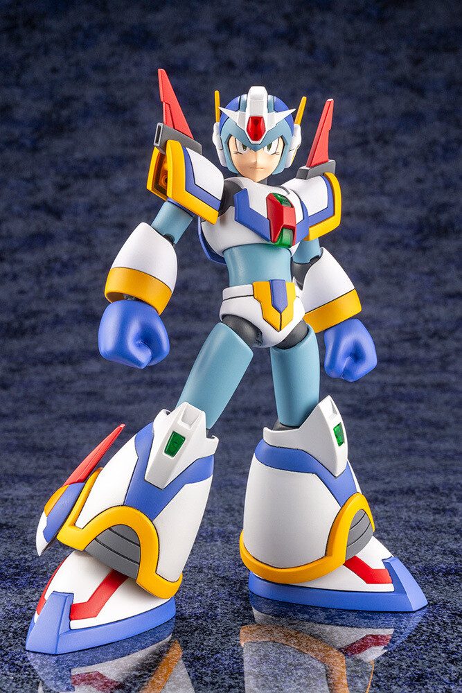 PRE-ORDER MEGA MAN X FORCE ARMOR Plastic Model Kit