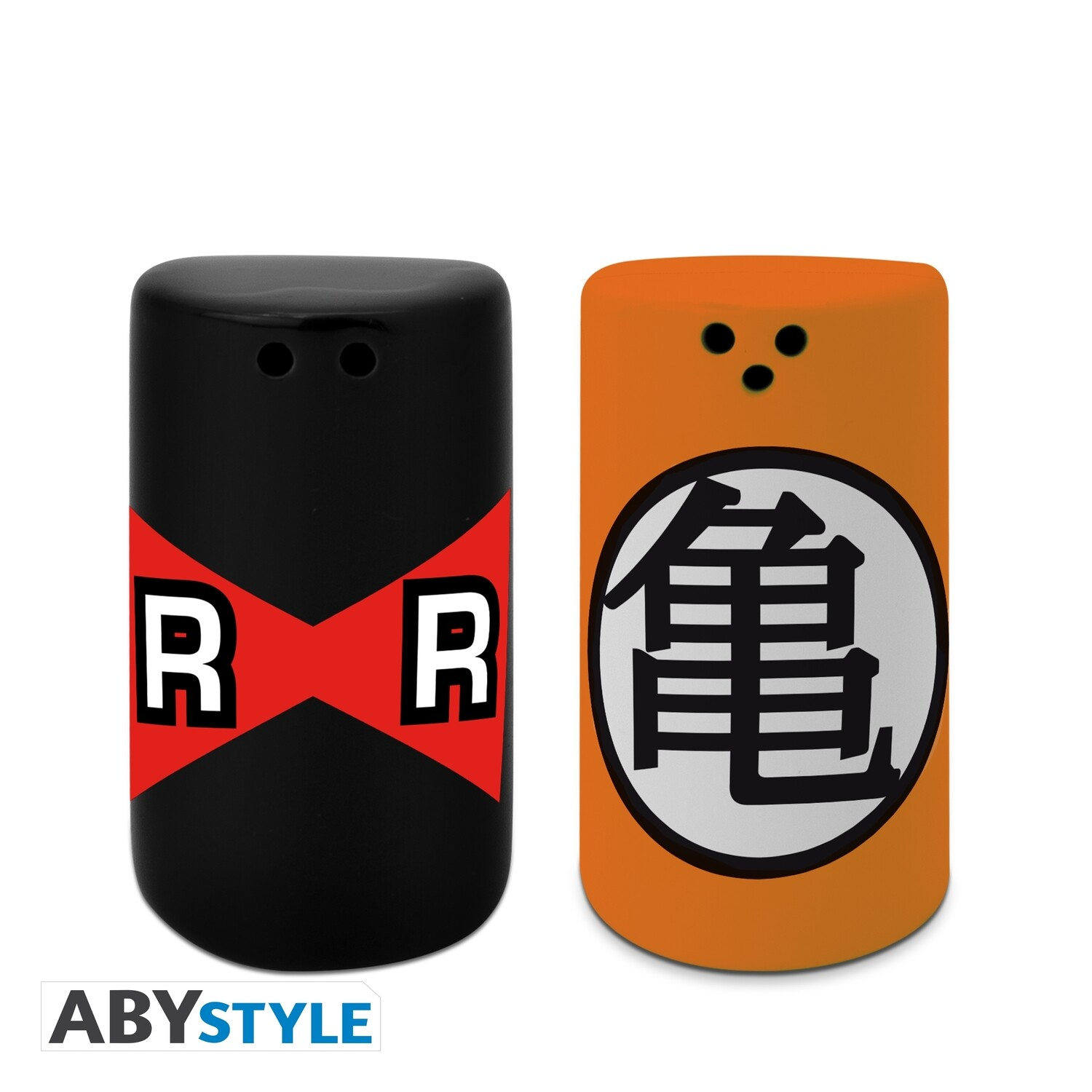 PRE-ORDER Abystyle DRAGON BALL - Salt & Pepper Shakers - Kame & RR