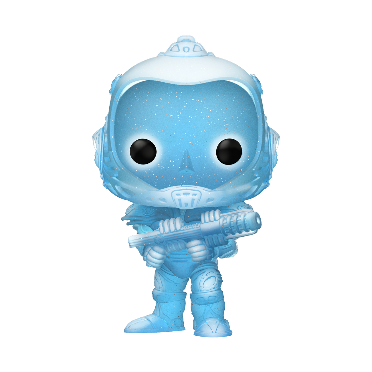 Funko Batman and Robin - Mr Freeze Glittered Summer Convention 2020 Exclusive Pop! Vinyl Figure