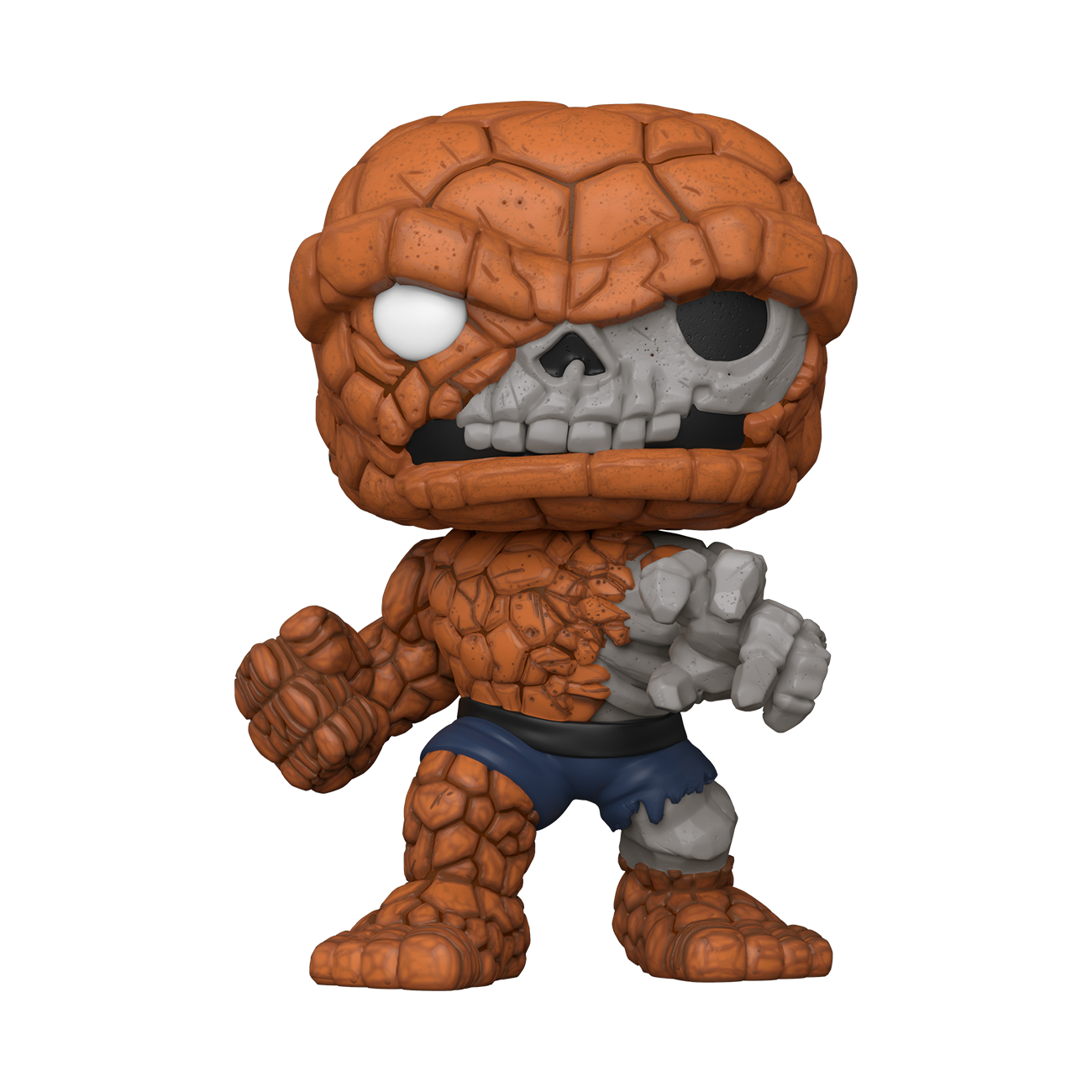 """Funko Marvel Zombies - The Thing 10"""" Summer Convention 2020 Exclusive Pop! Vinyl Figure"""