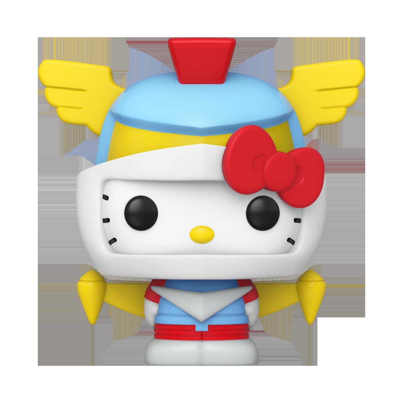 Sanrio Hello Kitty Robot Summer Convention 2020 Exclusive Pop! Vinyl Figure