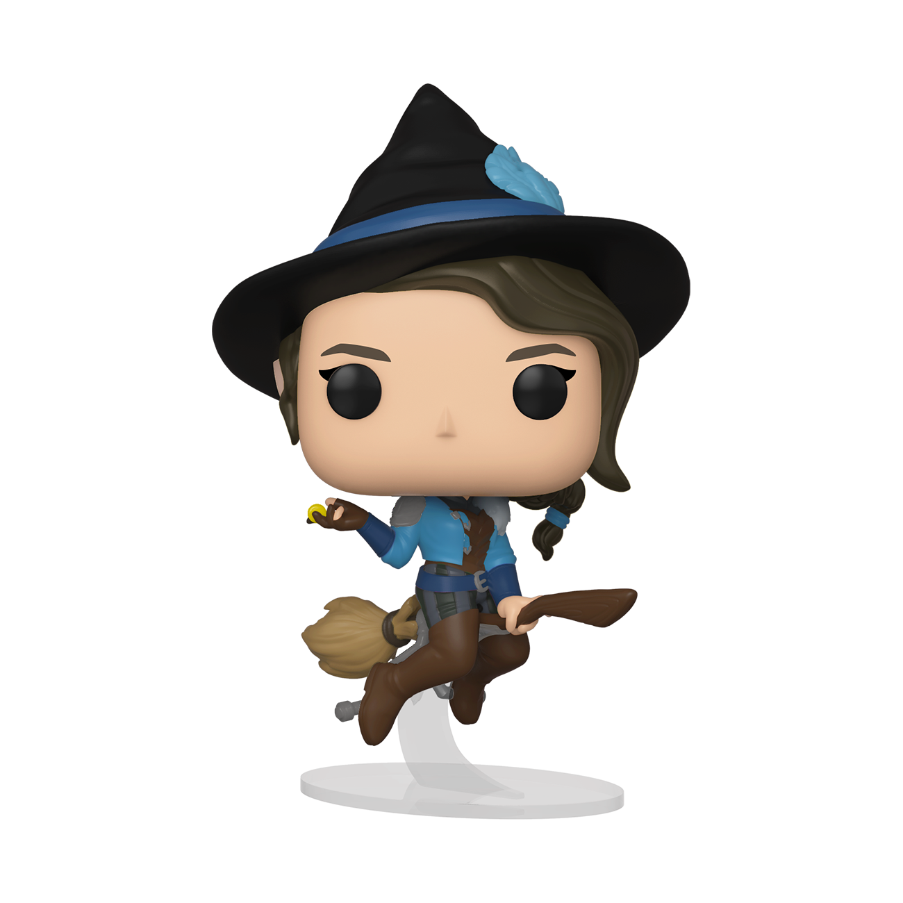 Critical Role - Vex on Broom Summer Convention 2020 Exclusive Vinyl Figure