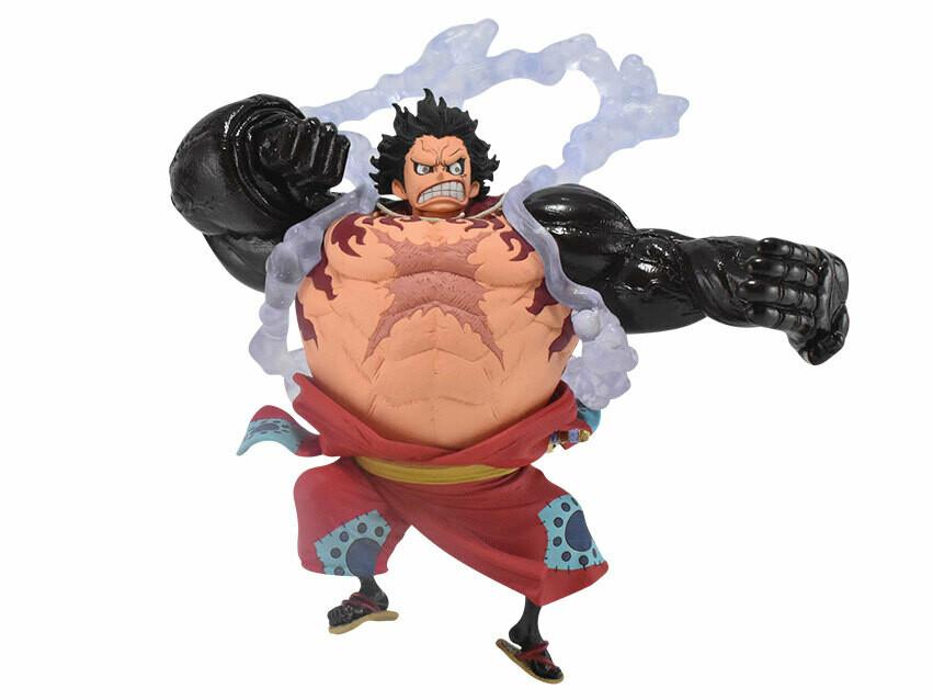 PRE-ORDER OP KOA The Monkey D Luffy Gear 4 Wanokuni