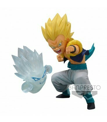 DBZ GxMateria The Gotenks