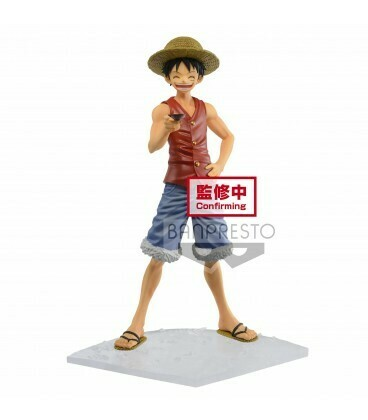 OP Magazine Figure Special Episode Luffy Vol. 1