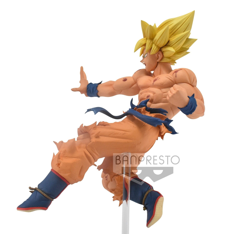 PRE-ORDER DB Super Drawn By Toyotaro Father Son Kamehameha Son Goku