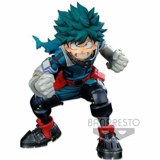 PRE-ORDER My Hero Academia BWFC Modeling Academy Super MSP The Izuku Midoriya