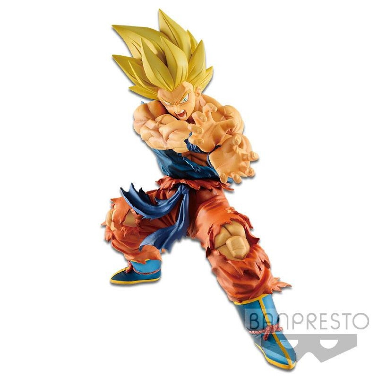 Banpresto DB Legends Collab Kamehameha Son Goku