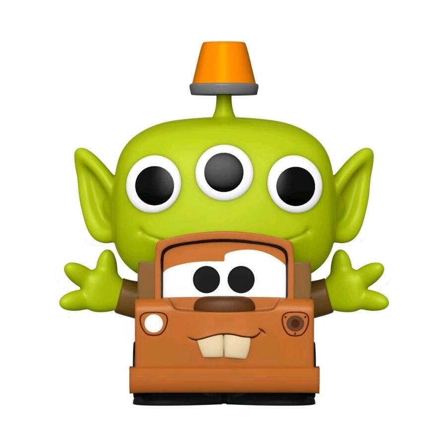 Pixar - Alien Remix Mater Pop! Vinyl Figure