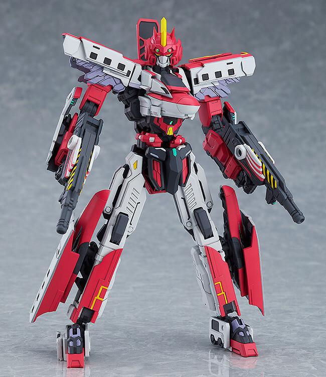 PRE-ORDER MODEROID Shinkalion E6 Komachi (Re-run)