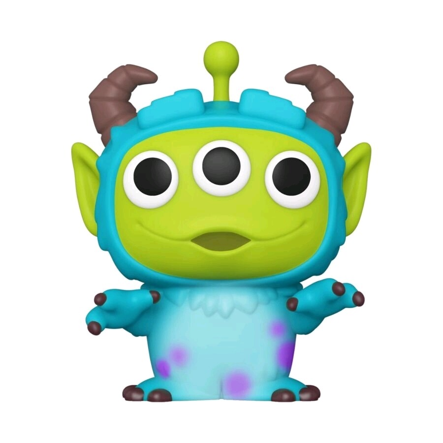 "Pixar - Alien Remix Sulley 10"" Pop! Vinyl Figure"