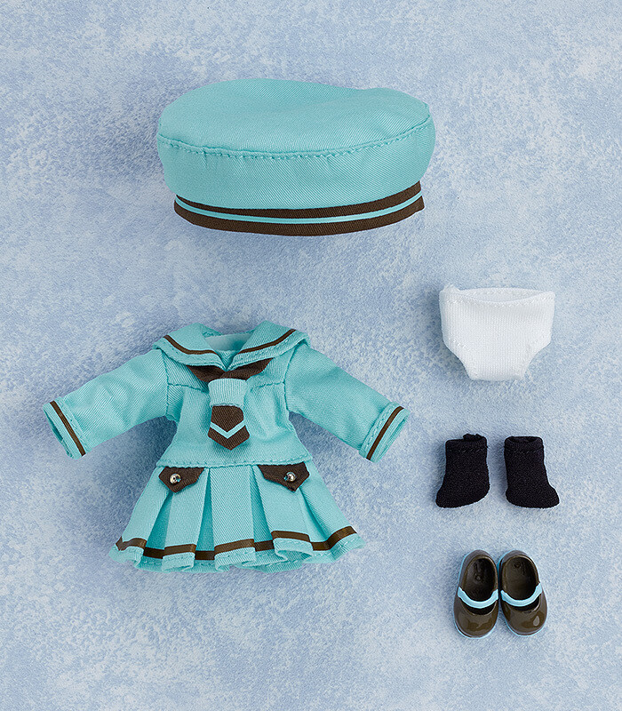 PRE-ORDER Good Smile Nendoroid Doll: Outfit Set (Sailor Girl - Mint Chocolate)