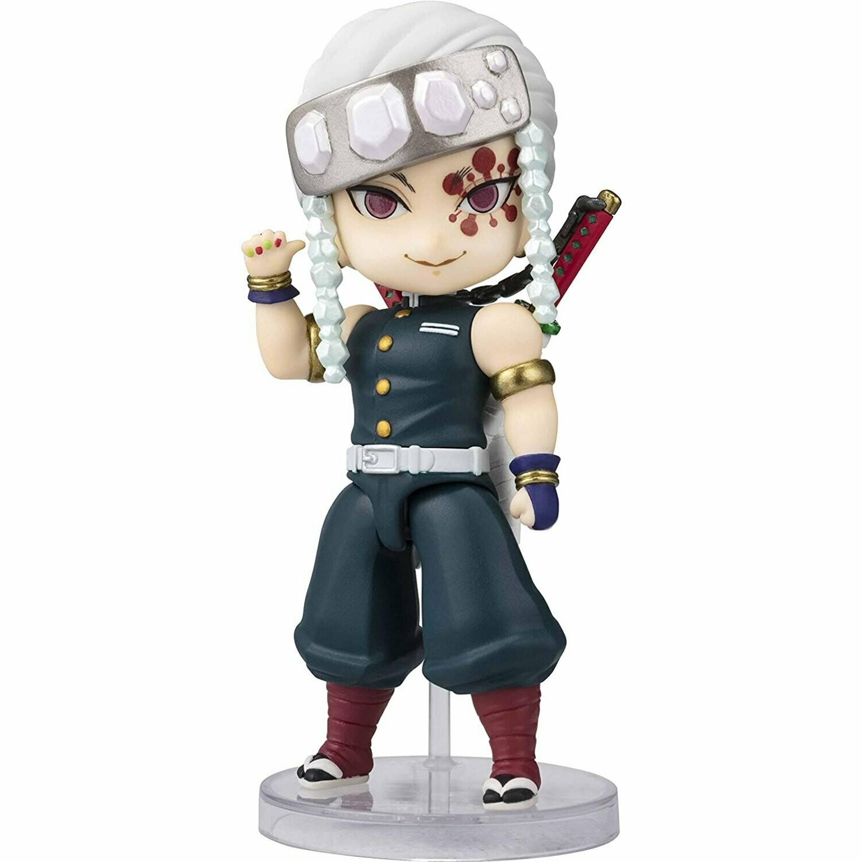 Bandai Demon Slayer Kimetsu no Yaiba Figure Arts Mini Uzui Tengen