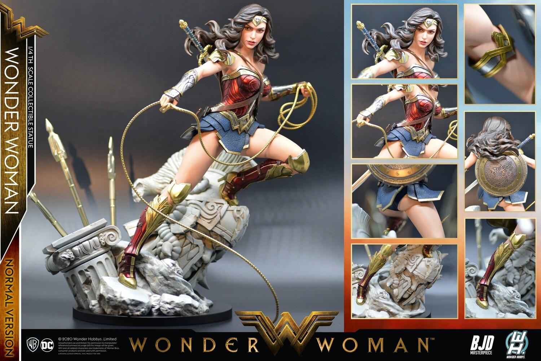 PRE-ORDER Wonder Hobby Wonder Woman 1:4 BJD MASTERPIECE (Normal version)