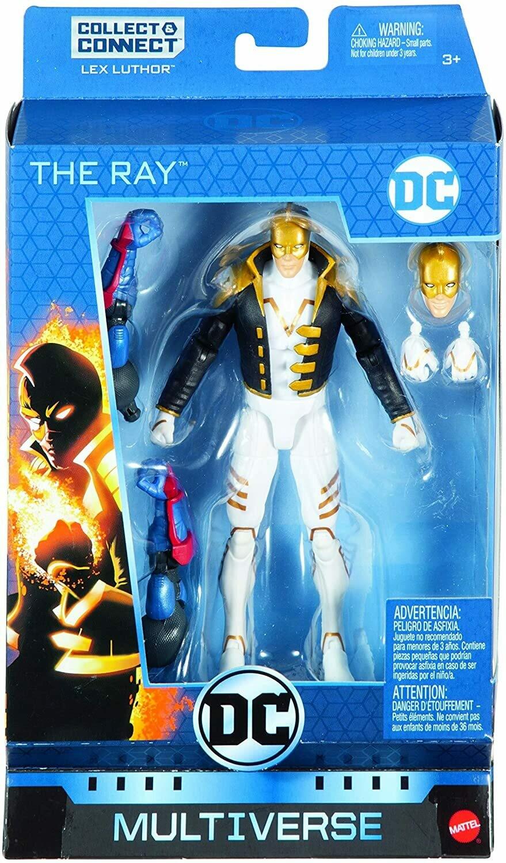 "Mattel DC Comics Multiverse DC Rebirth The Ray 6"" Action Figure"