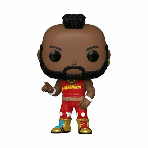 PRE-ORDER WWE NWSS Mr. T Pop! Vinyl Figure
