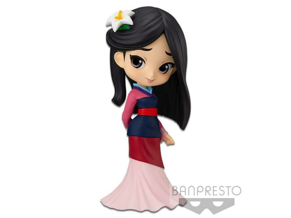 Q Posket Disney Characters Mulan